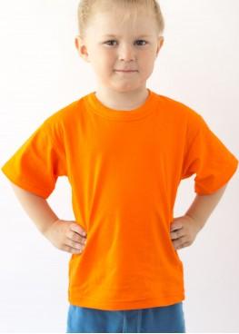 0563 Футболка детская (однотонная)