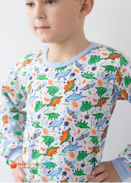 """1011 """"Динозавры"""" костюм"""