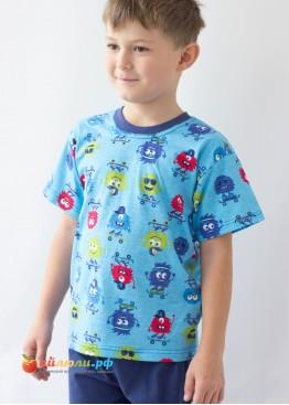 """2010 """"Клякса"""" футболка"""