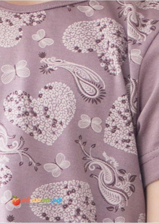 """3032 """"Весна"""" платье (волан,кулирка)"""