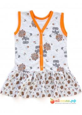 """3041 """"Букетик"""" платье"""